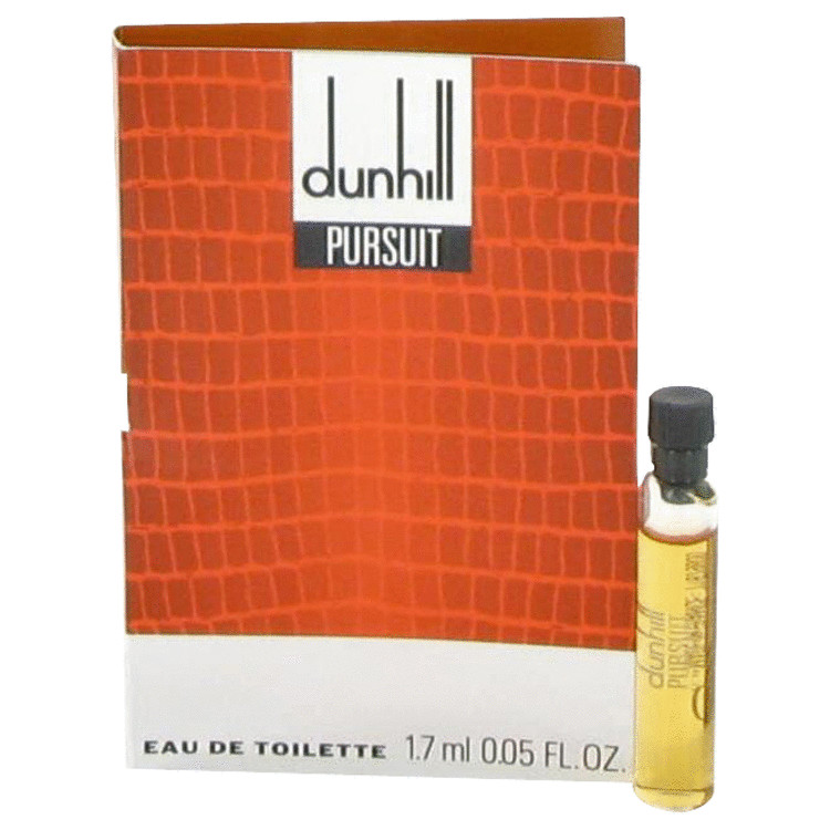 Dunhill Pursuit by Alfred Dunhill Men's Vial (sample) .05 oz