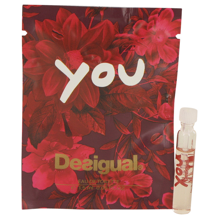 Desigual You by Desigual Women's Vial (sample) .05 oz