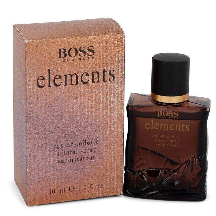 Elements by Hugo Boss Men's Eau De Toilette Spray 1 oz