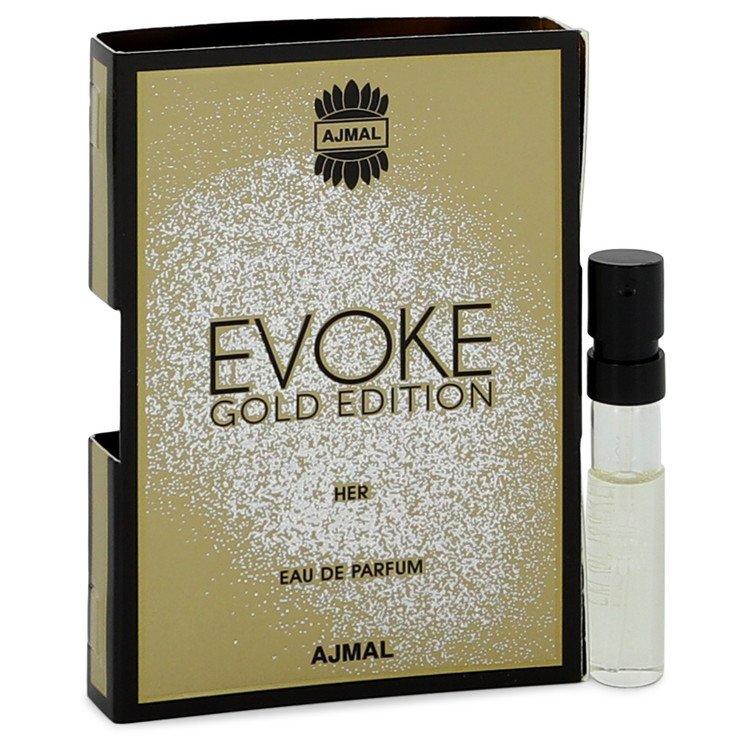 Evoke Gold by Ajmal Women's Vial (sample) .05 oz