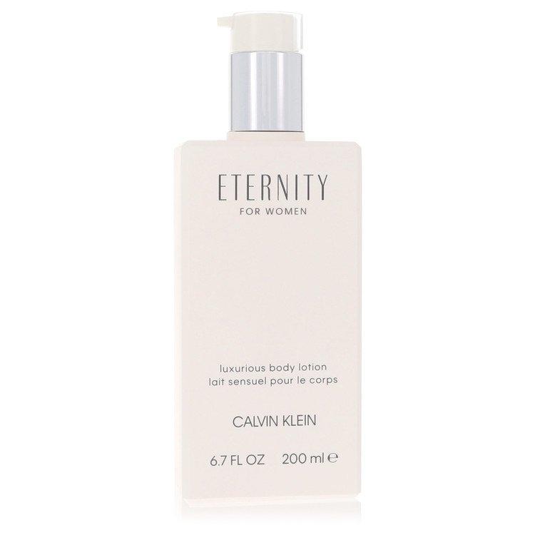 Eternity by Calvin Klein Women's Body Lotion (unboxed) 6.7 oz
