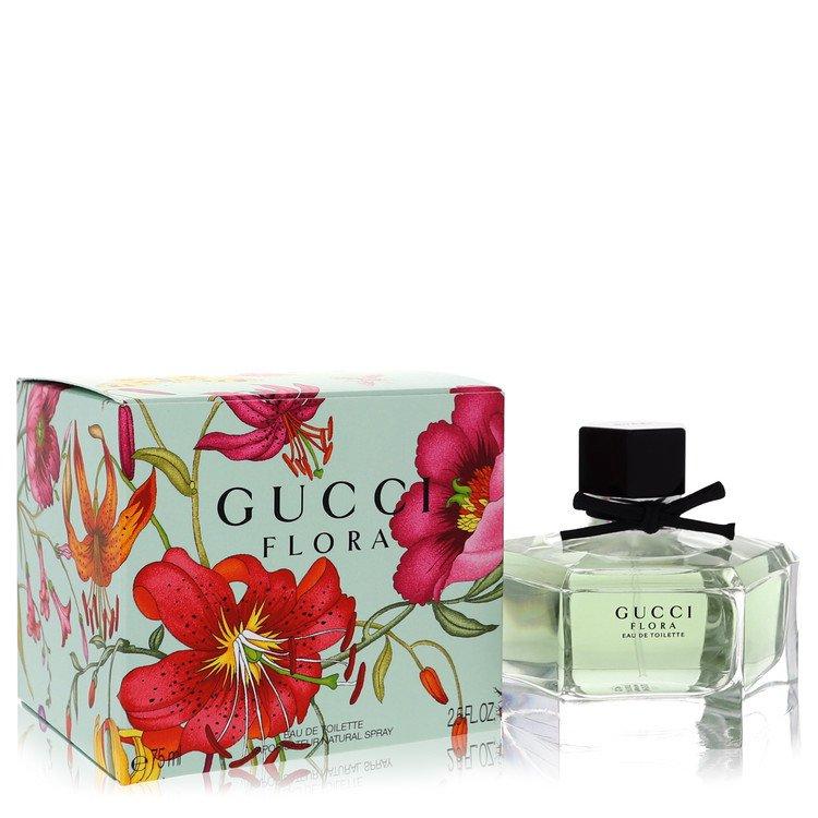 Flora by Gucci Women's Eau De Toilette Spray 2.5 oz