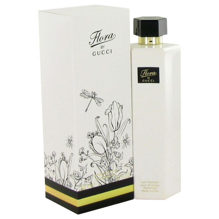 Flora by Gucci for Women Body Lotion 6.7 oz