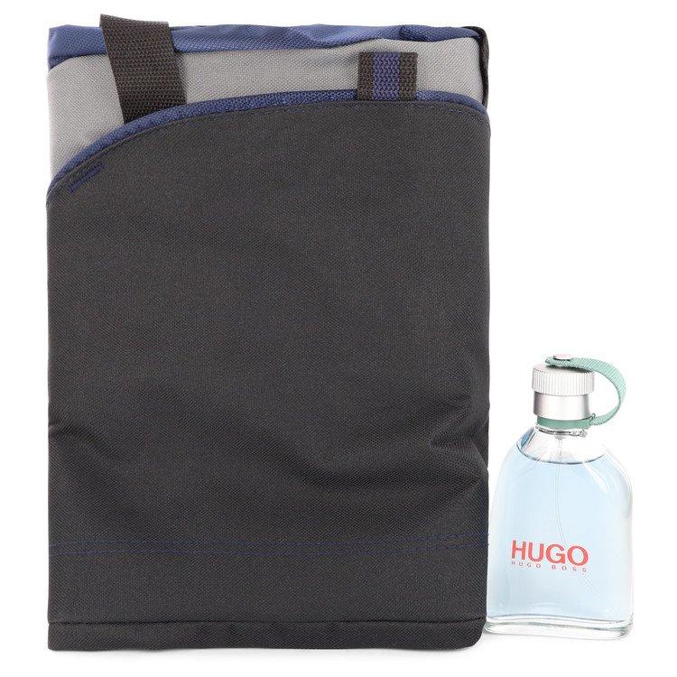 HUGO by Hugo Boss-Men-Gift Set -- 4.2 oz  Eau De Toilette Spray + Duffel Bag Image