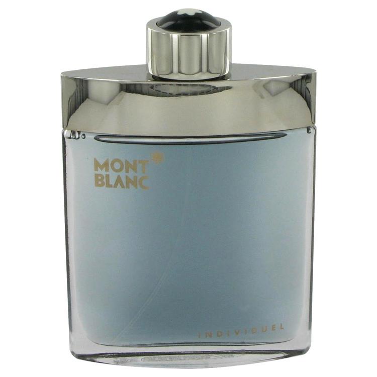 Individuelle by Mont Blanc Men's Eau De Toilette Spray (Tester) 2.5 oz