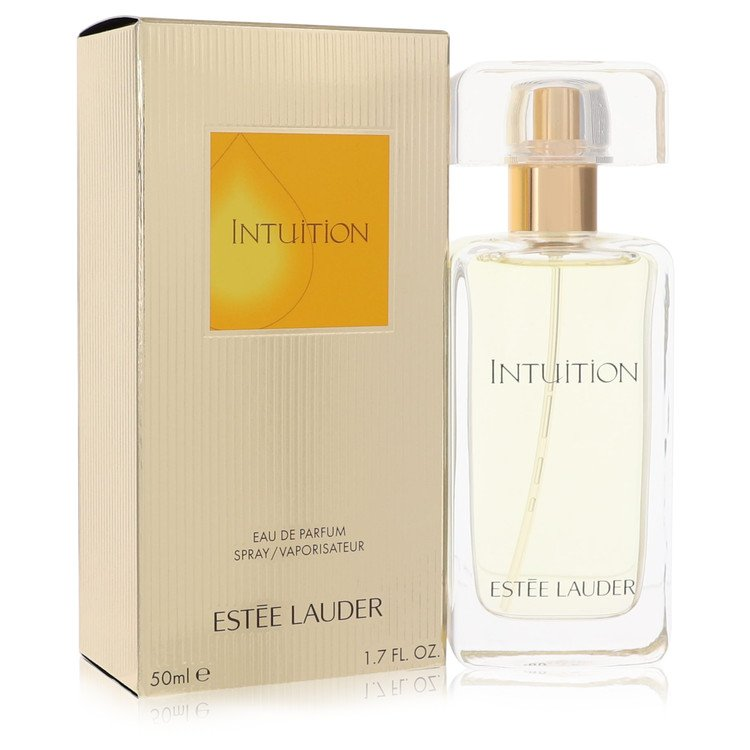 Intuition by Estee Lauder Women's Eau De Parfum Spray 1.7 oz
