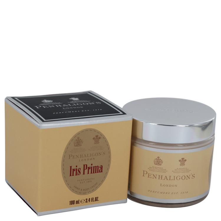 Iris Prima by Penhaligon's Women's Hand & Body Cream 3.4 oz