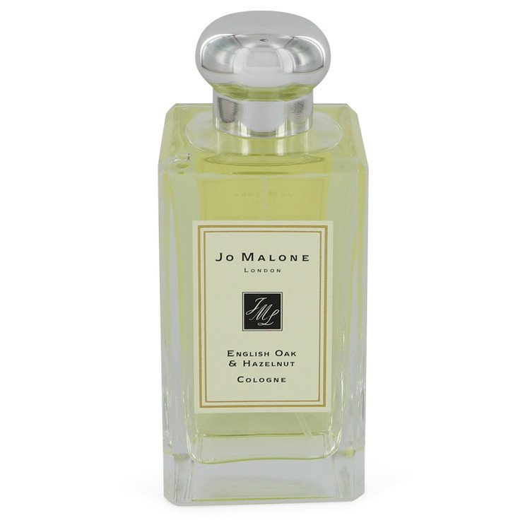 Jo Malone English Oak & Hazelnut by Jo Malone Women's Cologne Spray (Unisex unboxed) 3.4 oz