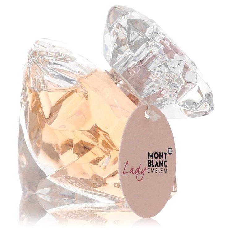 Lady Emblem by Mont Blanc Women's Eau De Parfum Spray (Tester) 2.5 oz