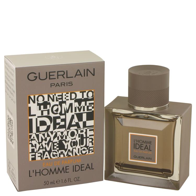 겔랑 L'homme Ideal by Guerlain Eau De Parfum Spray 50 ml