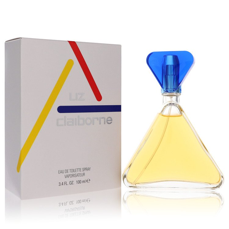 Claiborne by Liz Claiborne Women's Eau De Toilette Spray (Glass Bottle) 3.4 oz