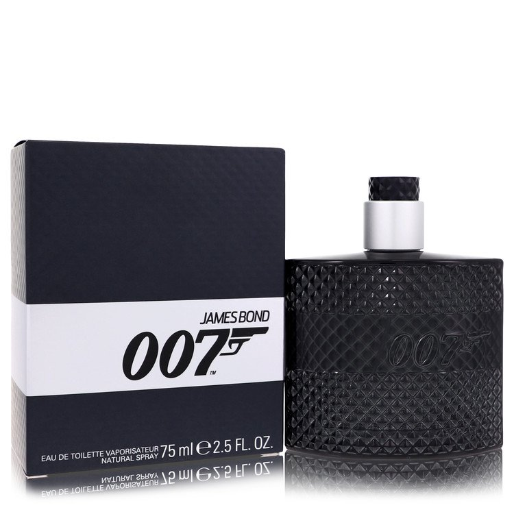 007 by James Bond for Men Eau De Toilette Spray 2.7 oz