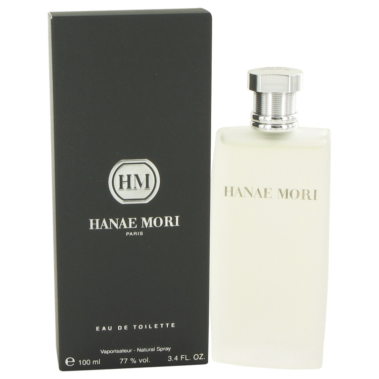Hanae Mori by Hanae Mori for Men Eau De Toilette Spray 3.4 oz