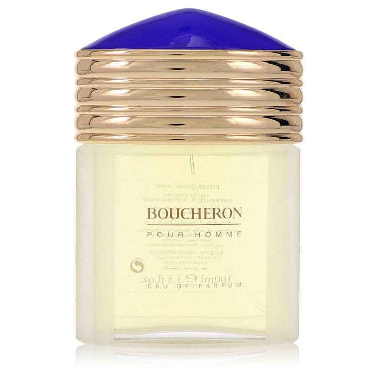 Boucheron by Boucheron Men's Eau De Parfum Spray (Tester) 3.4 oz