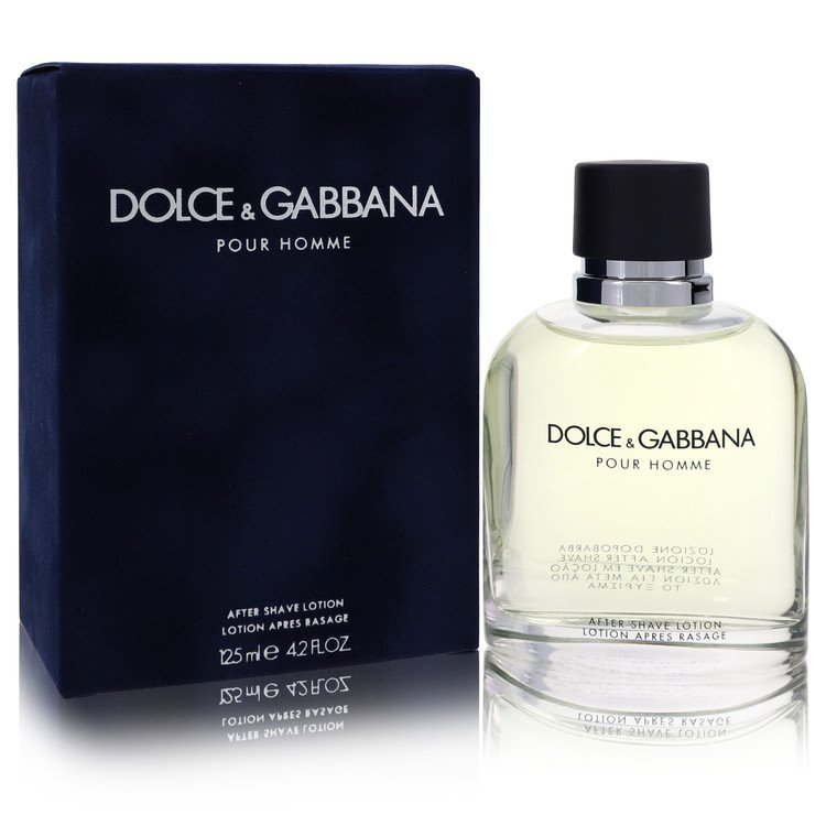 Dolce & Gabbana by Dolce & Gabbana Men's After Shave 4.2 oz