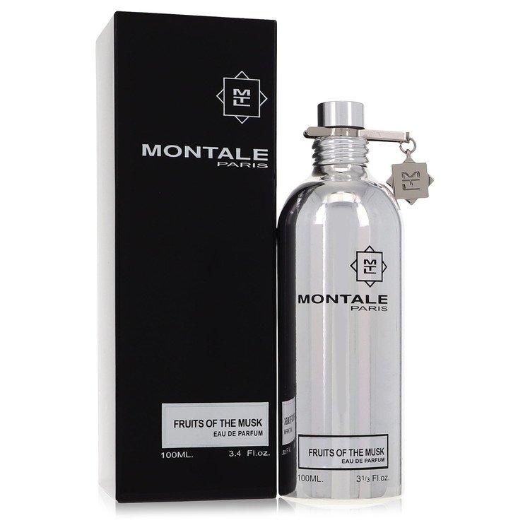 Montale Fruits Of The Musk by Montale Women's Eau De Parfum Spray (Unisex) 3.4 oz