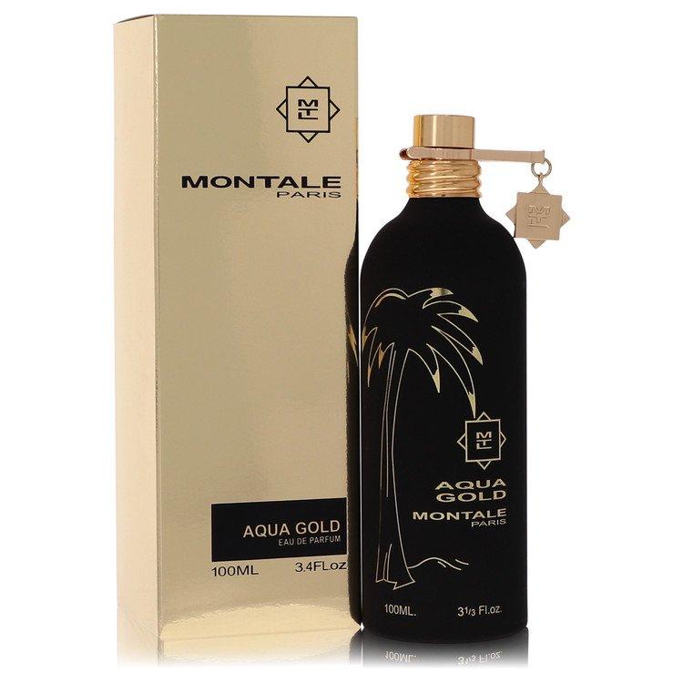 Montale Aqua Gold by Montale Women's Eau De Parfum Spray 3.4 oz