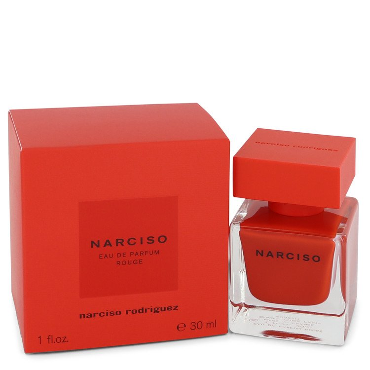 Narciso Rodriguez Rouge by Narciso Rodriguez Women's Eau De Parfum Spray 1 oz