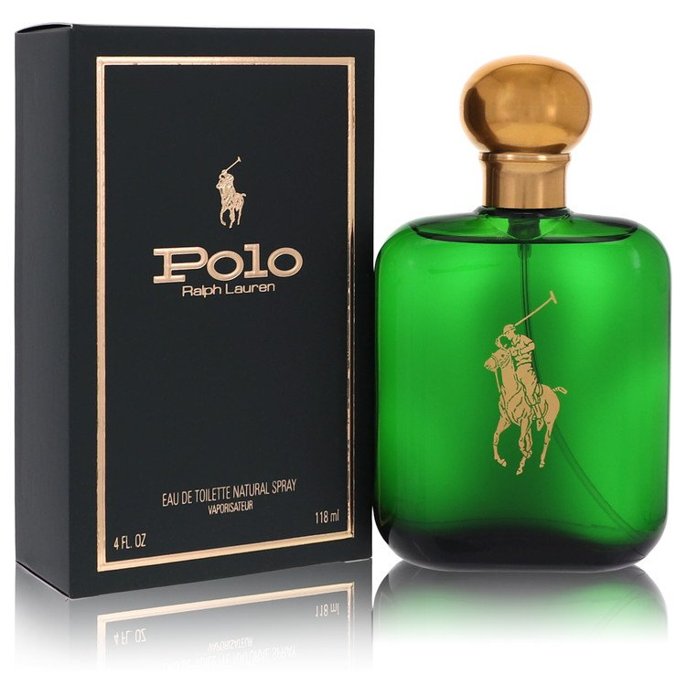 Polo by Ralph Lauren for Men Eau De Toilette / Cologne Spray 4 oz