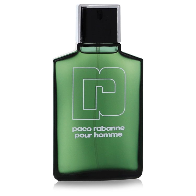 Paco Rabanne by Paco Rabanne for Men Eau De Toilette Spray (Tester) 3.4 oz