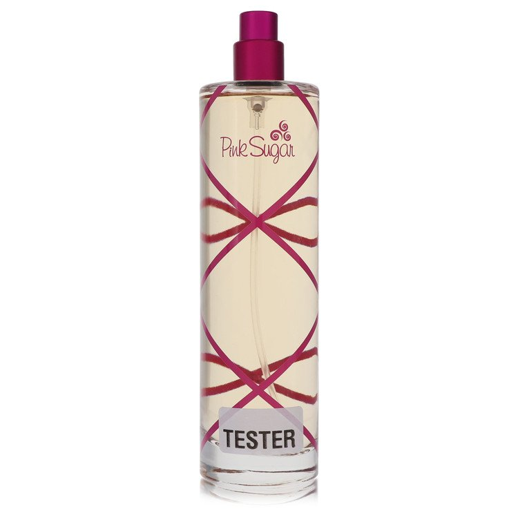 Pink Sugar by Aquolina Women's Eau De Toilette Spray (Tester) 3.4 oz