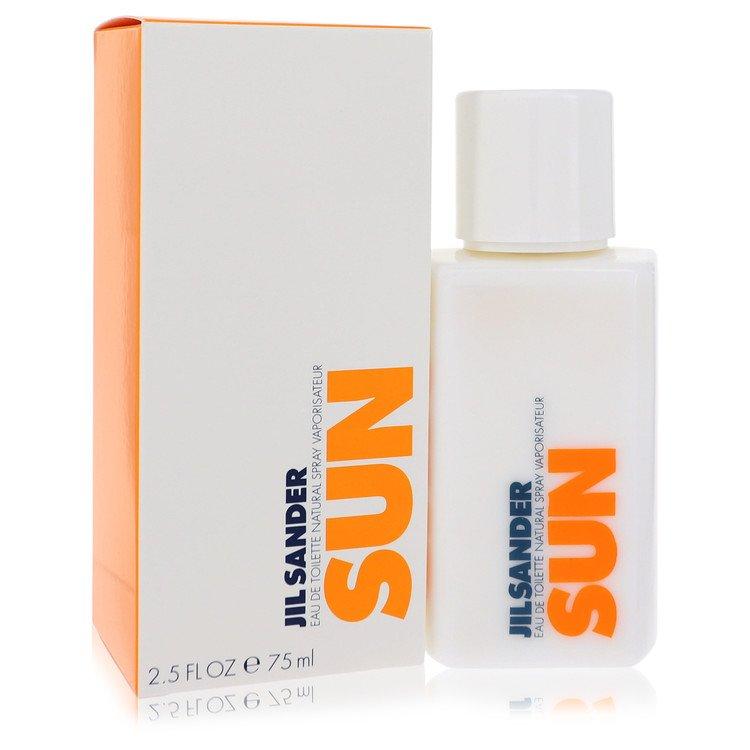 Jil Sander Sun by Jil Sander Women's Eau De Toilette Spray 2.5 oz