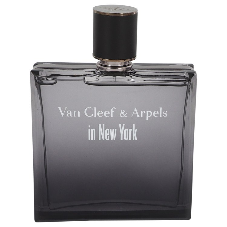 Van Cleef In New York by Van Cleef & Arpels Men's Eau De Toilette Spray (unboxed) 4.2 oz