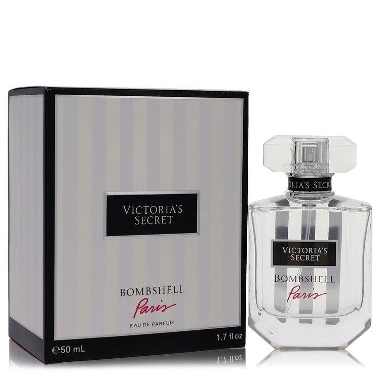 Bombshell Paris by Victoria's Secret Women's Eau De Parfum Spray 1.7 oz