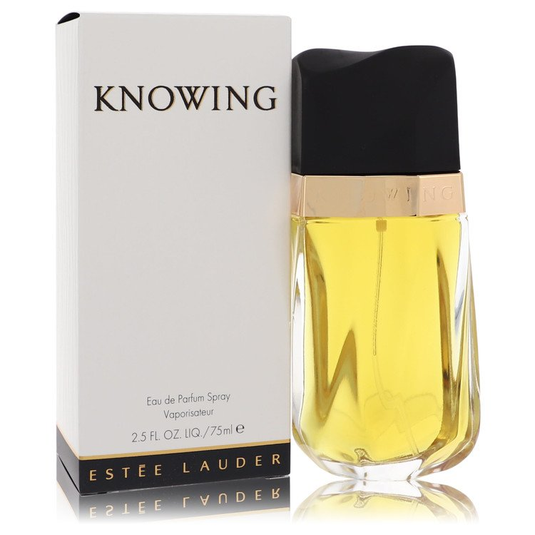 Knowing by Estee Lauder Women's Eau De Parfum Spray 2.5 oz