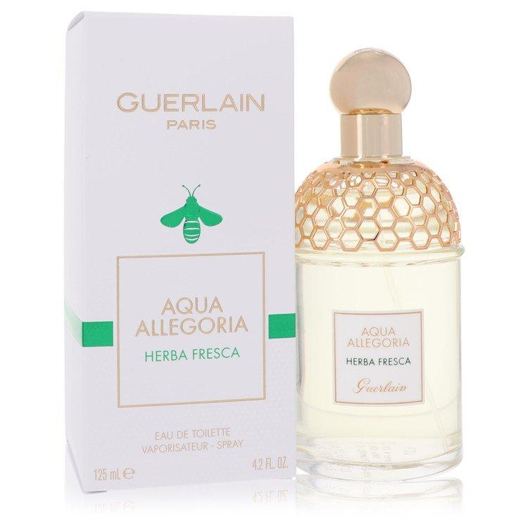 Aqua Allegoria Herba Fresca by Guerlain Women's Eau De Toilette Spray (Unisex) 4.2 oz