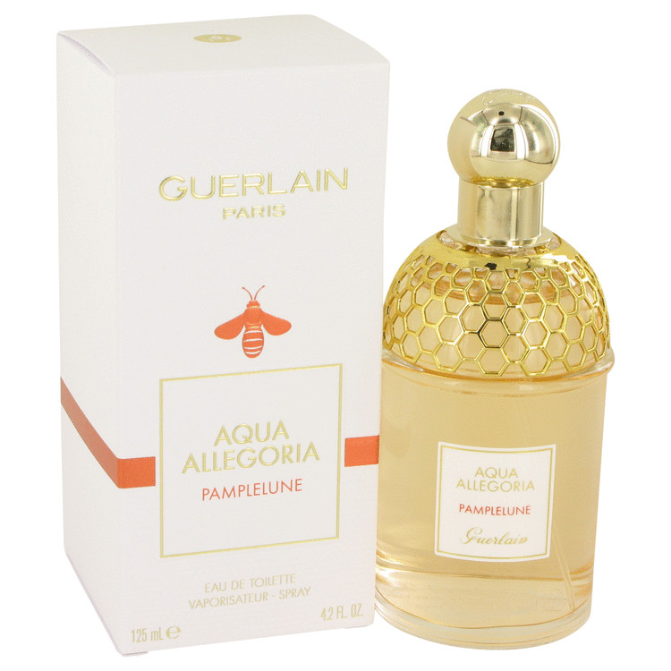 Aqua Allegoria Pamplelune by Guerlain Women's Eau De Toilette Spray 4.2 oz
