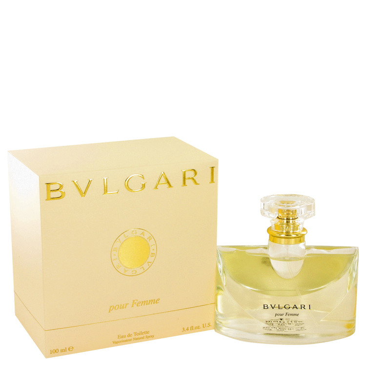 Bvlgari (bulgari) by Bvlgari for Women Eau De Toilette Spray 3.4 oz