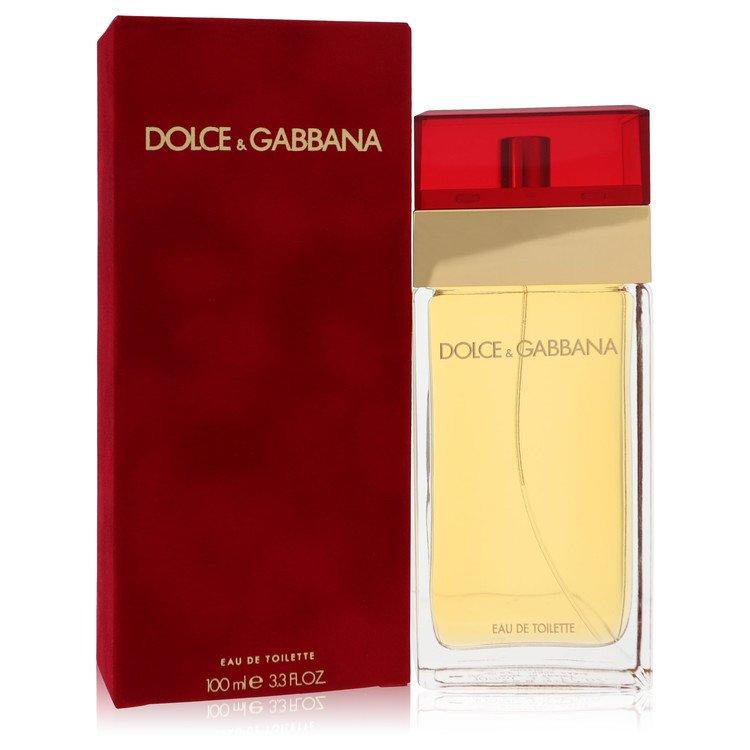 Dolce & Gabbana by Dolce & Gabbana Women's Eau De Toilette Spray 3.3 oz