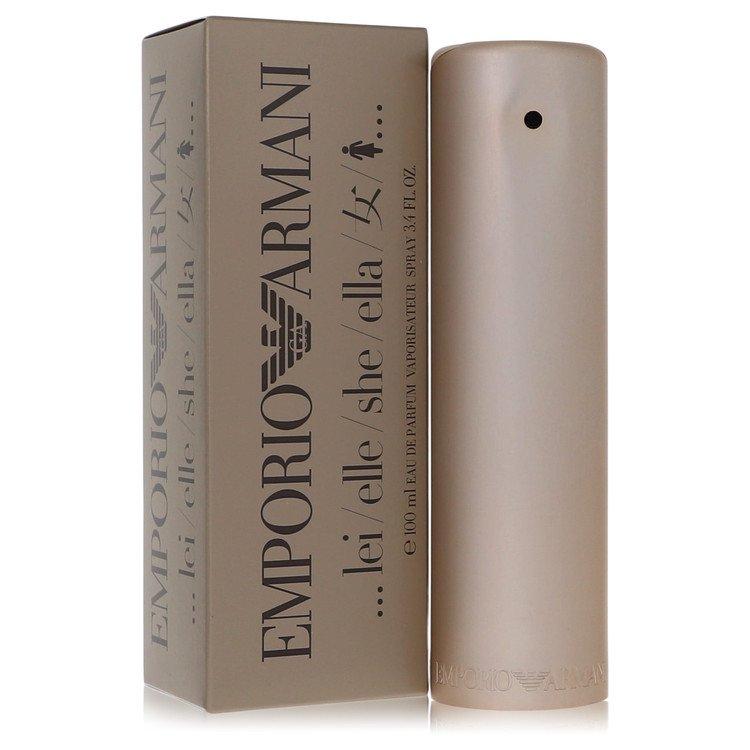 Emporio Armani by Giorgio Armani Women's Eau De Parfum Spray 3.4 oz
