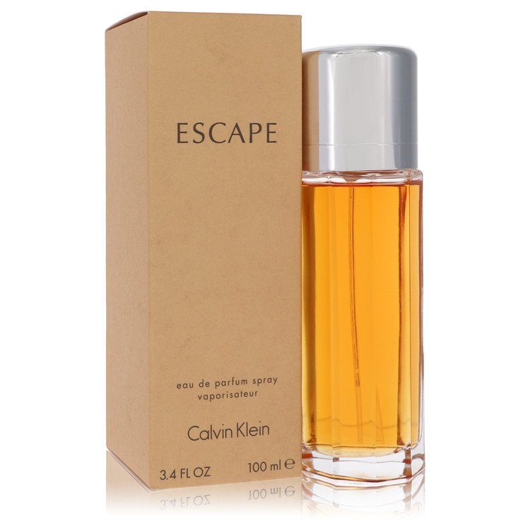 Escape by Calvin Klein Women's Eau De Parfum Spray 3.4 oz