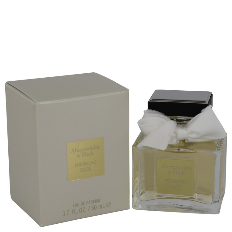 Abercrombie No. 1 Bare by Abercrombie & Fitch for Women Eau De Parfum Spray 1.7 oz