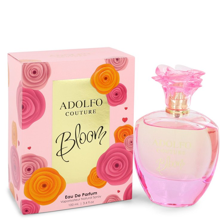 Adolfo Couture Bloom by Adolfo Women's Eau De Parfum Spray 3.4 oz