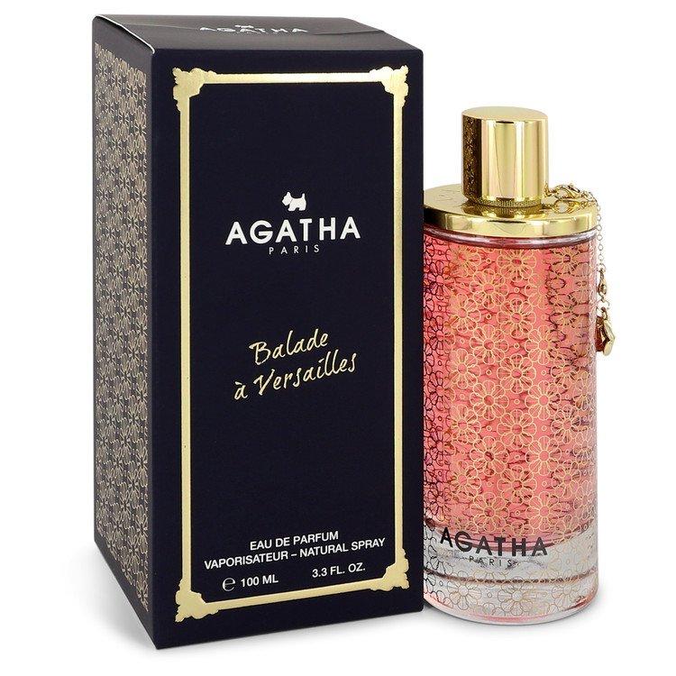 Agatha Balade A Versailles by Agatha Paris Women's Eau De Parfum Spray 3.3 oz