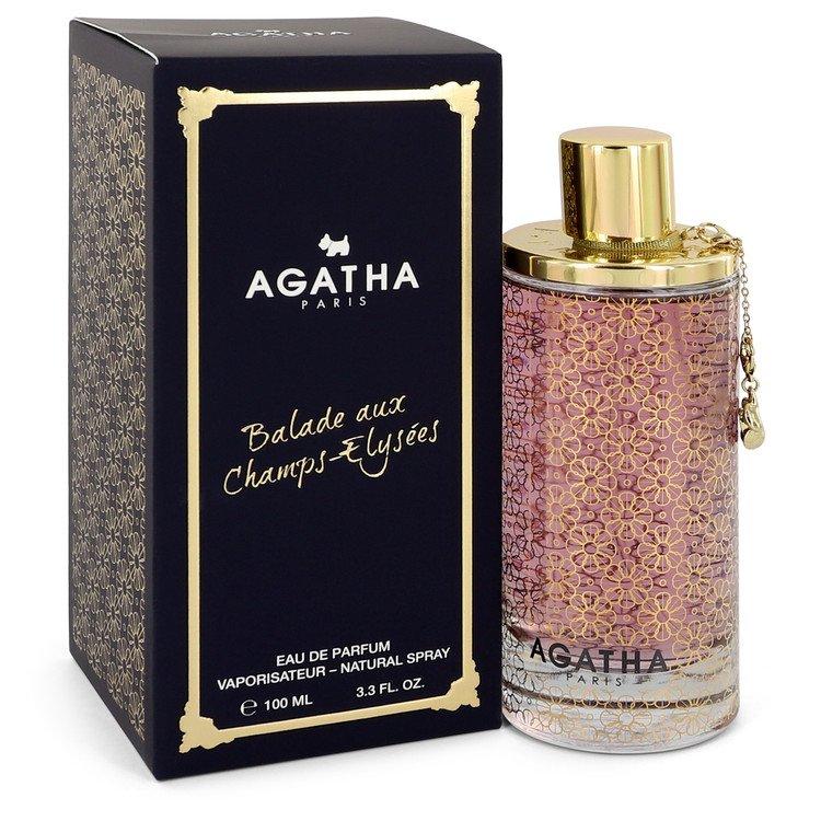 Agatha Balade Aux Champs Elysees by Agatha Paris Women's Eau De Parfum Spray 3.3 oz