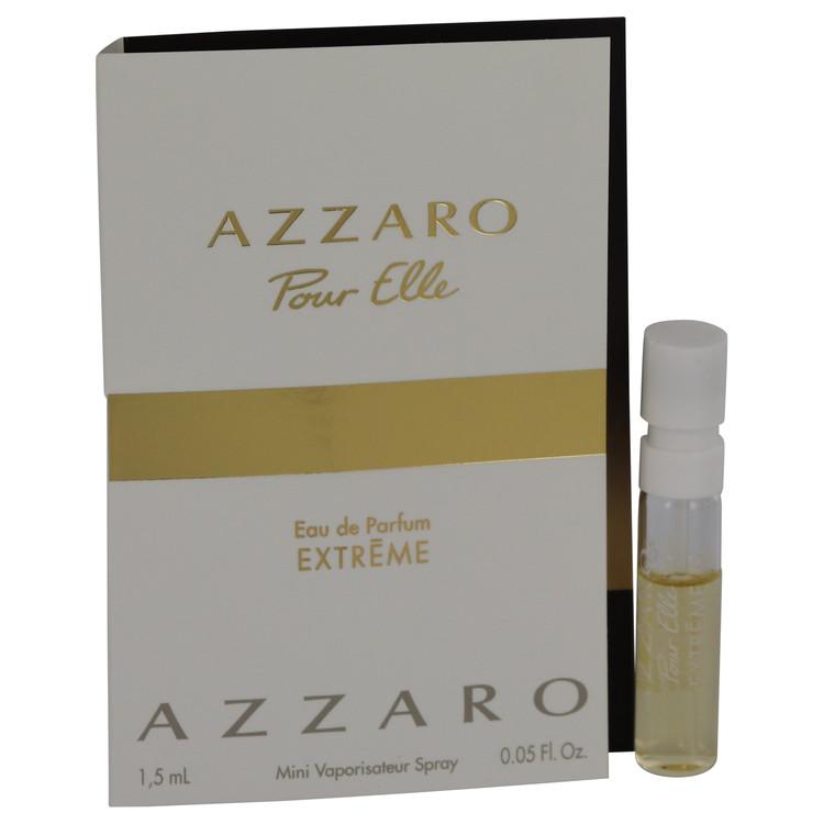 Azzaro Pour Elle Extreme by Azzaro Women's Vial (Sample) .05 oz