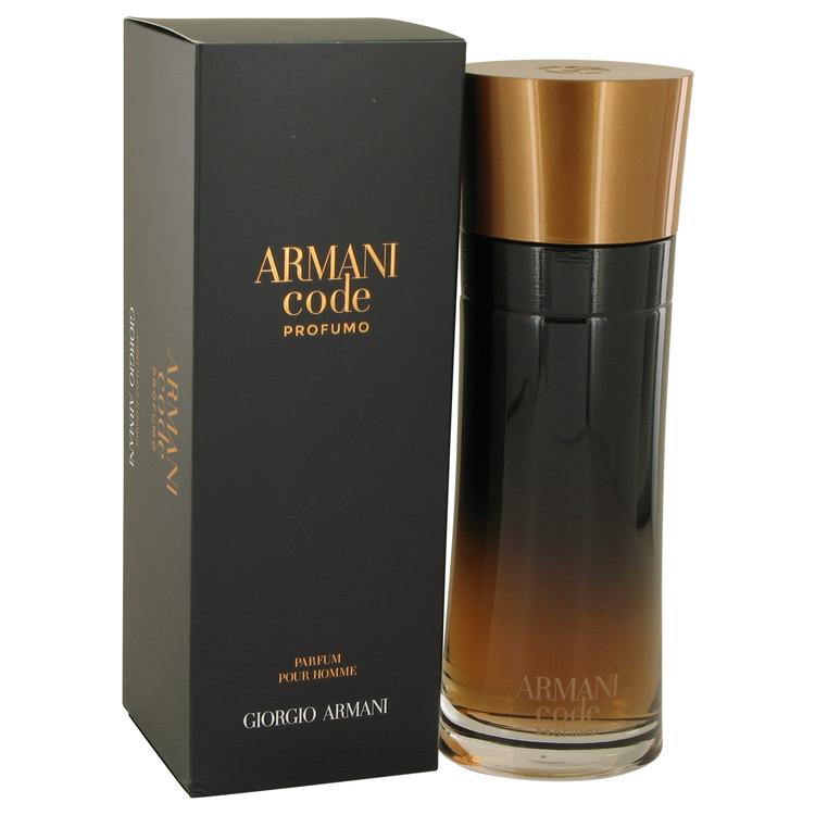 Armani Code Profumo by Giorgio Armani Men's Eau De Parfum Spray 6.7 oz