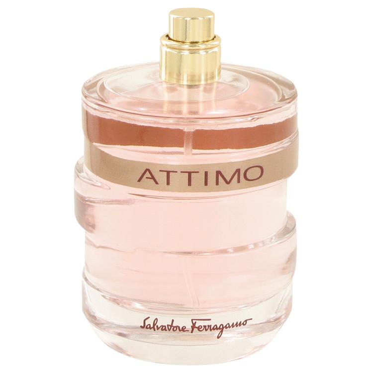 Attimo L'eau Florale by Salvatore Ferragamo for Women Eau De Toilette Spray (Tester) 3.4 oz