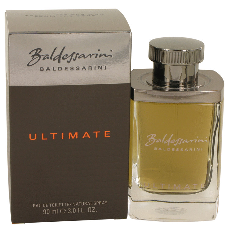 Baldessarini Ultimate by Hugo Boss for Men Eau De Toilette Spray 3 oz