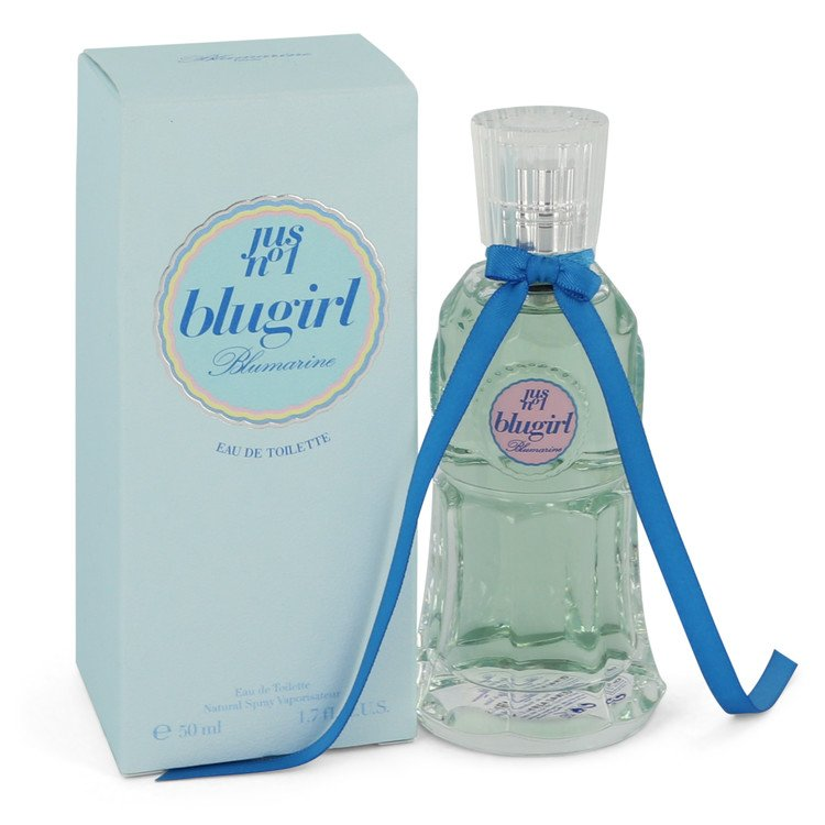 Blumarine Blugirl Jus No. 1 by Blumarine Parfums Women's Eau De Toilette Spray 1.7 oz
