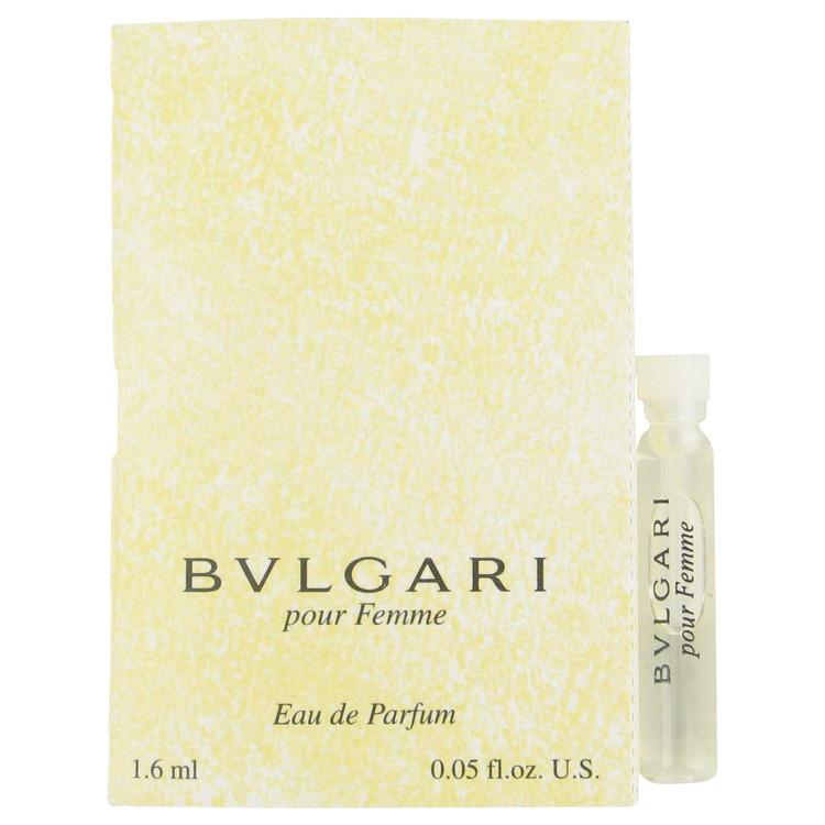 Bvlgari (bulgari) by Bvlgari Women's Vial EDP (sample) .05 oz