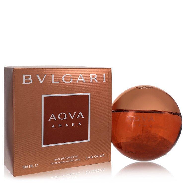 Bvlgari Aqua Amara by Bvlgari Men's Eau De Toilette Spray 3.3 oz