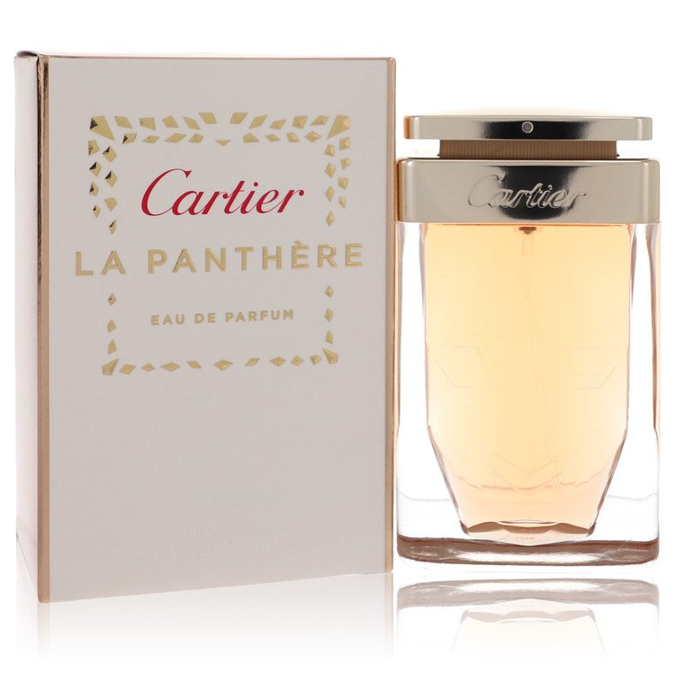 Cartier La Panthere by Cartier Women's Eau De Parfum Spray 2.5 oz