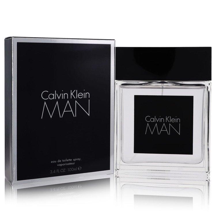 Calvin Klein Man by Calvin Klein Men's Eau De Toilette Spray 3.4 oz