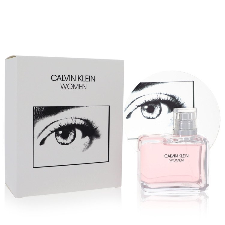 Calvin Klein Woman by Calvin Klein Women's Eau De Parfum Spray 3.4 oz
