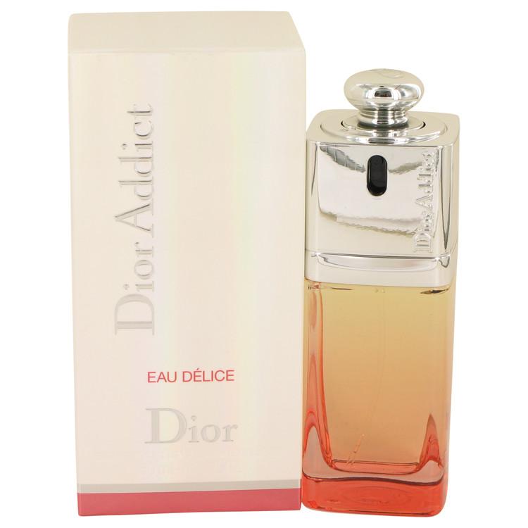 Dior Addict Eau Delice by Christian Dior for Women Eau De Toilette Spray 1.7 oz